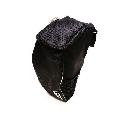 Taschen für hinten (schwarz)