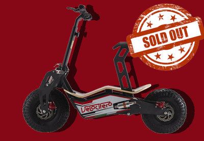 Velocifero MAD 800W E-Scooter