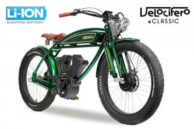 Velocifero E-Classic - Green Edition